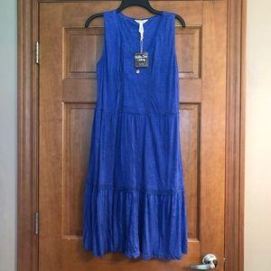 Matilda Jane Women's blue dress